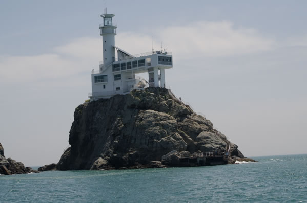 Oryuku light house