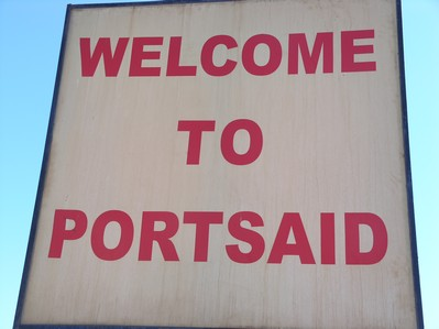welcome a Port Said